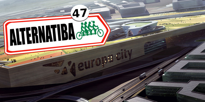 Marche Alternatiba contre Europa-city